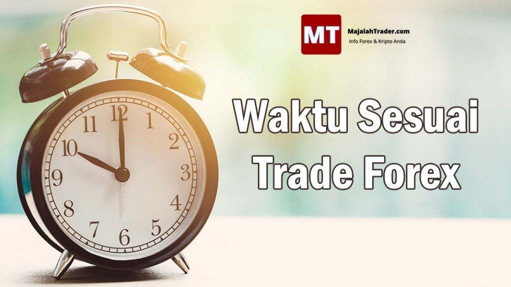 Waktu Sesuai Trade Forex